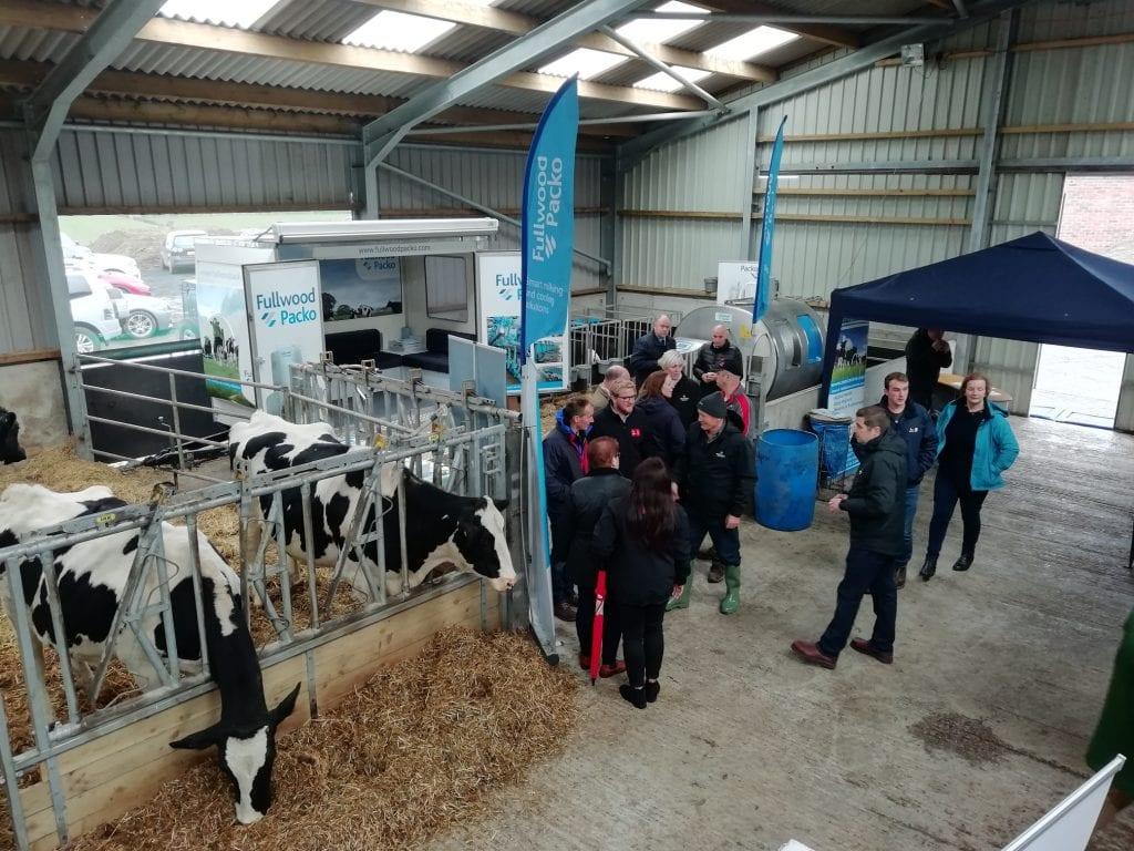 M²erlin open farm day